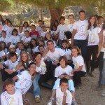 Campamento del verano de 2006