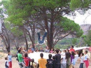campamentos de verano Madrid